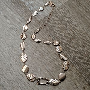 Charming Charlie Rose Gold necklace